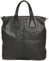 Givenchy Biker Leather Tote Bag - Lyst