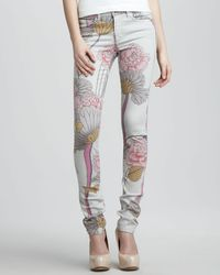 Joe's Jeans The Skinny Blooming Floral Jeans - Lyst