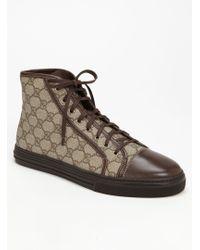 Gucci California High Top Sneaker - Lyst