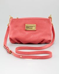 Marc By Marc Jacobs Classic Q Percy Crossbody white - Lyst