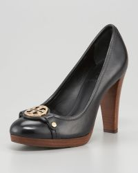 Tory Burch Calista Loafer Pumps - Lyst
