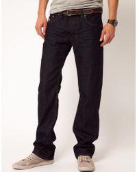 Diesel Jeans Larkee Straight 8Z8 - Lyst