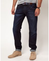 Pepe Jeans - Pepe Tooting Regular Fit Jeans - Lyst