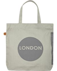 Ally Capellino - Grey London Tote Bag - Lyst