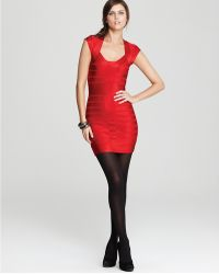 French Connection Spotlight Knits Dress - Lyst