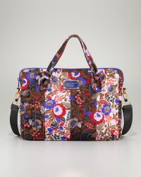 Marc By Marc Jacobs - Pretty Nylon Printed Computer Case - Lyst