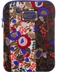 Marc By Marc Jacobs - Purple Floral Tablet Case - Lyst