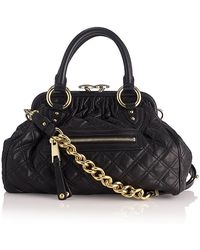 Marc Jacobs Mini Quilted Stam Bag - Lyst