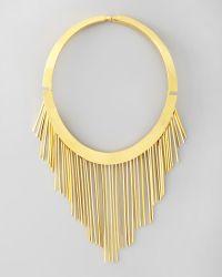 Eddie Borgo - Tinsel Collar Necklace - Lyst
