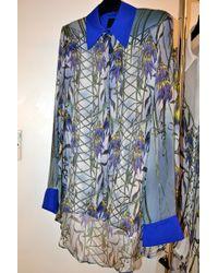 Hermione De Paula Pricilla Shirt Dress Longer Length - Lyst