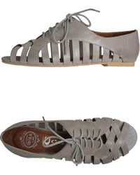 Jeffrey Campbell Laceup Shoes - Lyst