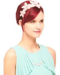 ModCloth Simply Studding Headband - Lyst