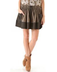 Thakoon Addition - Utility Pocket Skirt - Lyst