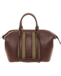 Asos Doctors Bag brown - Lyst
