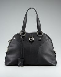 Saint Laurent Muse Bag Larg - Lyst