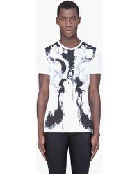 McQ by Alexander McQueen Xray Tshirt - Lyst