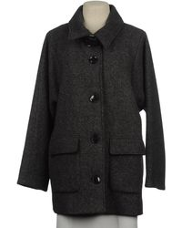 French Connection Coat - Lyst