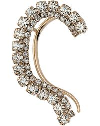 Topshop Bling Ear Curve gold - Lyst