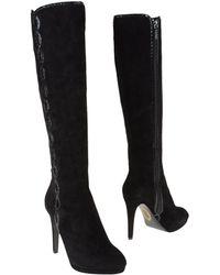 Elie Tahari Highheeled Boots - Lyst