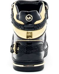 Michael Kors Fulton Hightop - Lyst