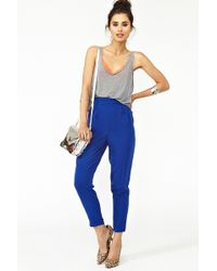 Nasty Gal Heat Wave Pants  - Lyst