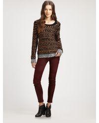 Rag & Bone Lisbeth Sweater - Lyst
