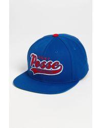 Obey Original On Deck Snapback Baseball Cap - Lyst