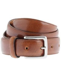 J.Crew Stitched-Edge Belt - Lyst