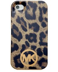 Michael Kors Hard Iphone Cover - Lyst