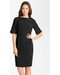 Rachel Roy Boatneck Dress - Lyst