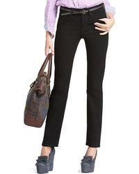 Brooks Brothers Slight Curve Slim Leg Jeans - Lyst