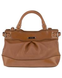 Hot Burberry Brit - Shoulder Bag - Lyst ea25ae3411