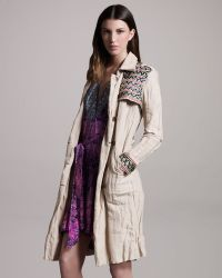 Gryphon - New Timeless Trench - Lyst