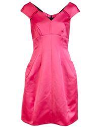Marc Jacobs Cut Out Dress - Lyst