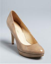 Enzo Angiolini - Court Shoes Dixy Platform - Lyst