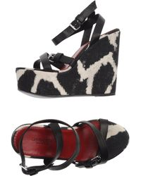 Giambattista Valli Wedge - Lyst