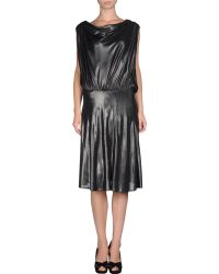 BGN - Mid- Length Dress - Lyst