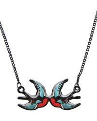 Tatty Devine Swallow Necklace - Lyst