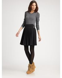 Burberry Brit Merinowool Sweater - Lyst