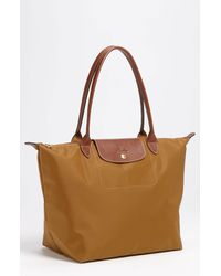 Longchamp Le Pliage Large Tote - Lyst