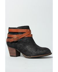 DV by Dolce Vita The Java Boot in Black Suede - Lyst