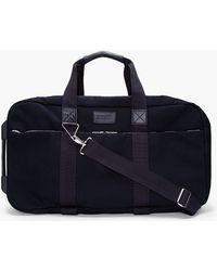 Kris Van Assche - Black Rolling Suitcase with Laptop Case - Lyst
