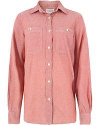 Denim & Supply Ralph Lauren - Red Utility Work Shirt - Lyst