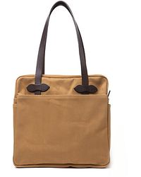 Filson Zippered Tote Bag - Lyst