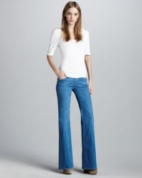Mother The Wilder Of Water Dragon Trouser Jeans - Lyst
