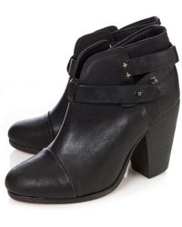 Rag & Bone Harrow Boots - Lyst