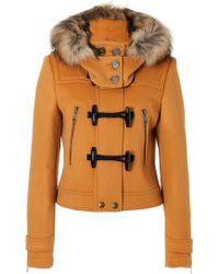 Burberry Brit Thorndon Duffle Jacket - Lyst