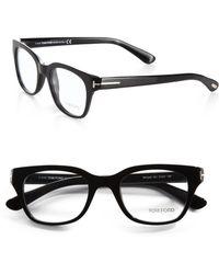 Tom Ford 5240 Square Optical Frames - Lyst
