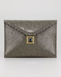Kara Ross - Prunella Diamondglitter Clutch - Lyst