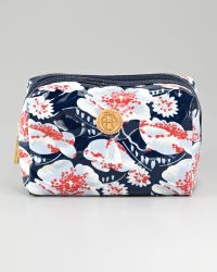 Tory Burch - Brigitte Cosmetic Bag - Lyst